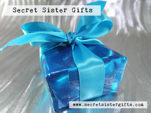Secret Sister Gifts: Anonymous Gift Giving Made Easy!