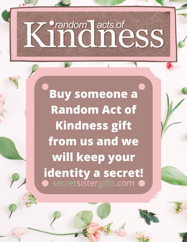 Random Acts of Kindness - Send Anonymous Gifts
