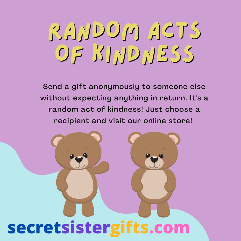Random Acts of Kindness Website